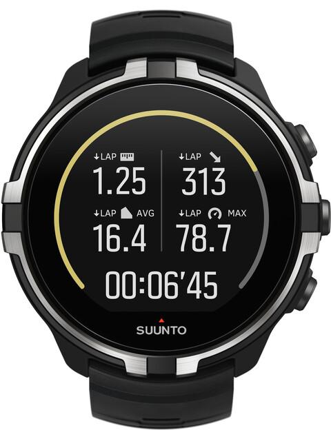 Suunto Spartan Sport Wrist HR , musta